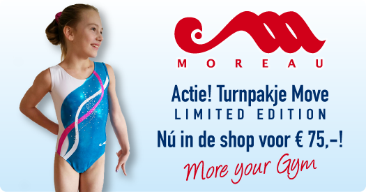 Limited Edition: Turnpakje Move
