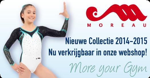 Turnkleding Christian Moreau 2014-2015